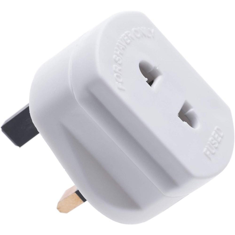Toothbrush Adaptor Plug UK Charger Adapter Shaver Socket 2 ...