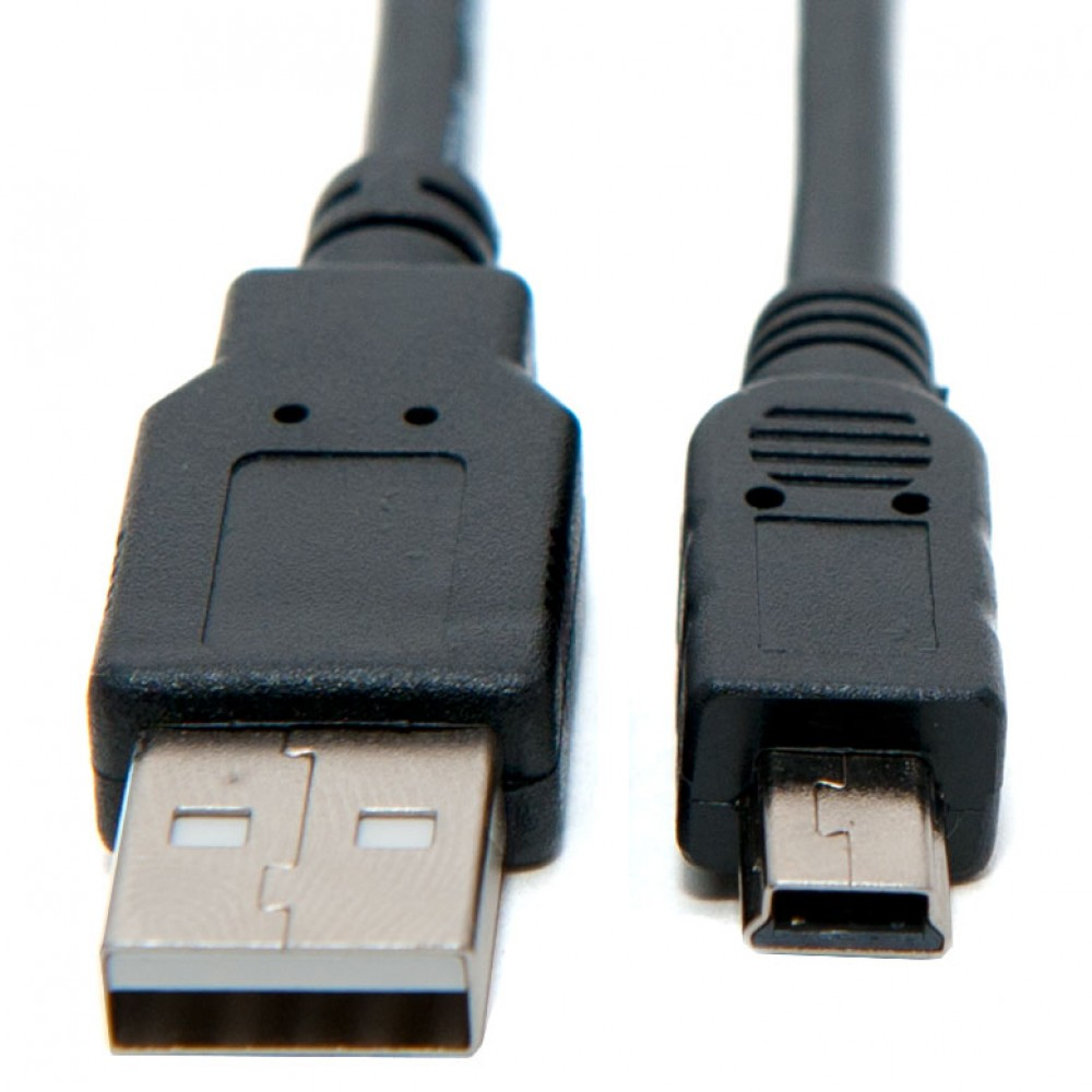 JVC GZ-MG134 Camera USB Cable