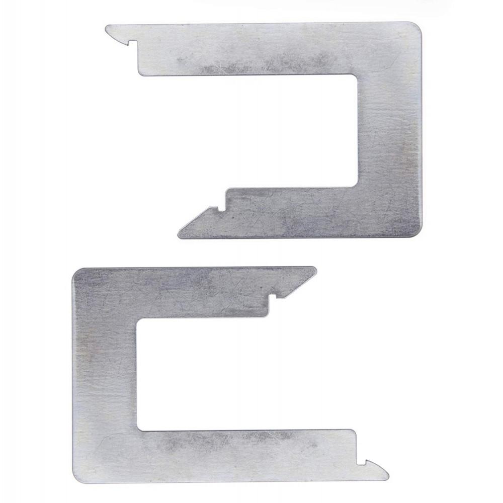 Keple Car Radio Removal Tool Key DIN Release Keys for Fiat Bravo, Brava Head Unit CD Player Pins | Pin Stereo Tools (2pcs)