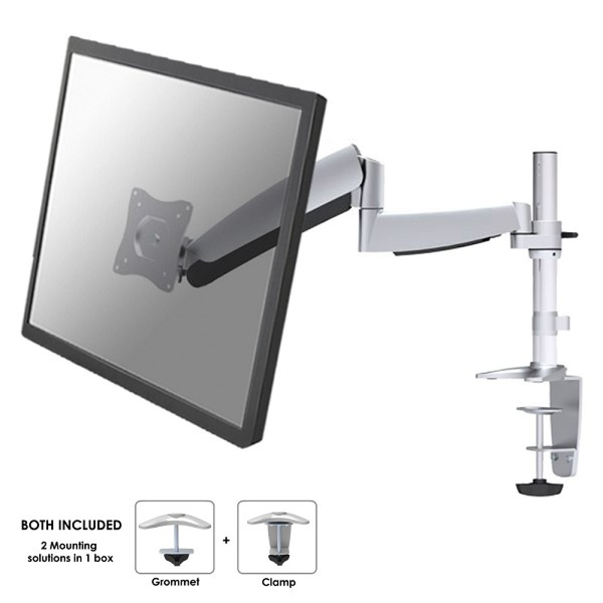 Newstar Desk Mount 10 24 Clamp Grommet 1 Screen 3