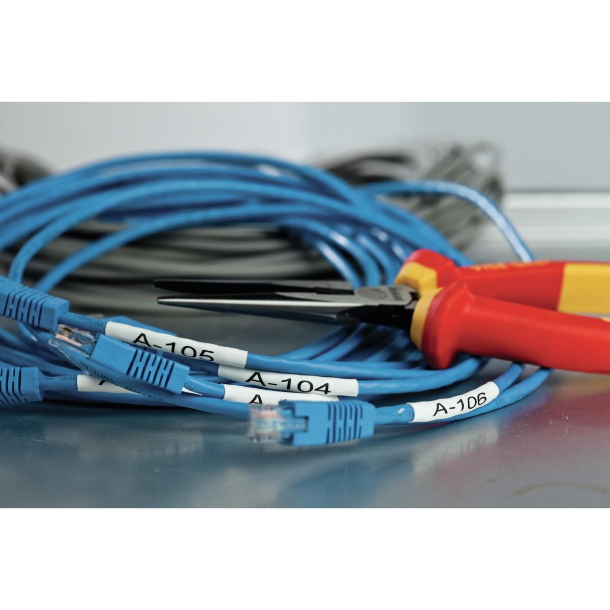 Dymo Rhino Pro 5200 label printer S0841460. Save/recall >100 label ...