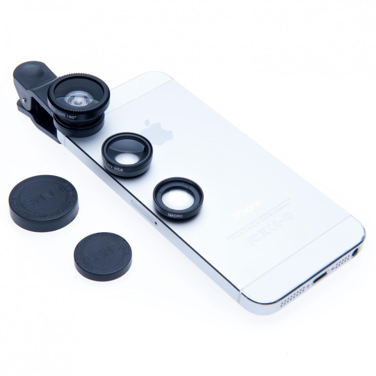 Photography Kit for Lenovo Vibe K4 Note: Phone Lens, Tripod, Selfie, stick,  Remote, Flash
