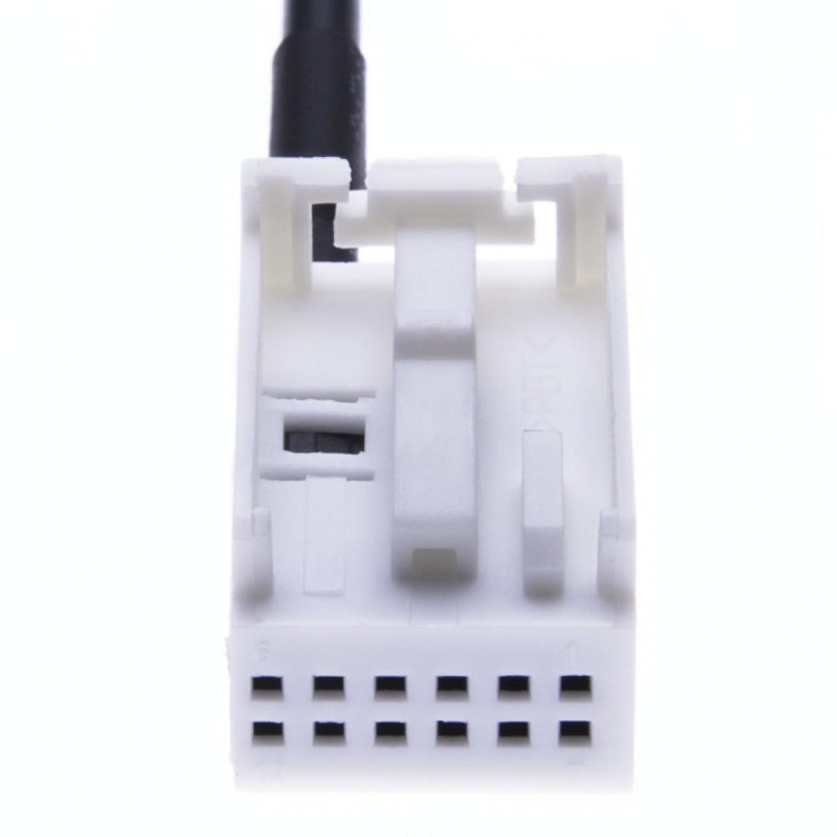 Car Aux-In Adapter Cable for Mercedes A Class W169 / W245, B W245 / W203, C  W209 / W203, CLK X164 / W209, GL W164 / X164