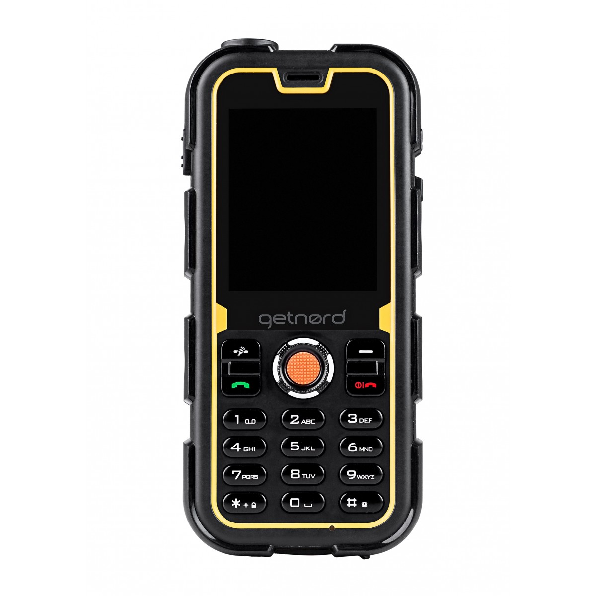 Getnord walrus ultra rugged mobile cell phone waterproof for Rugged cell phones