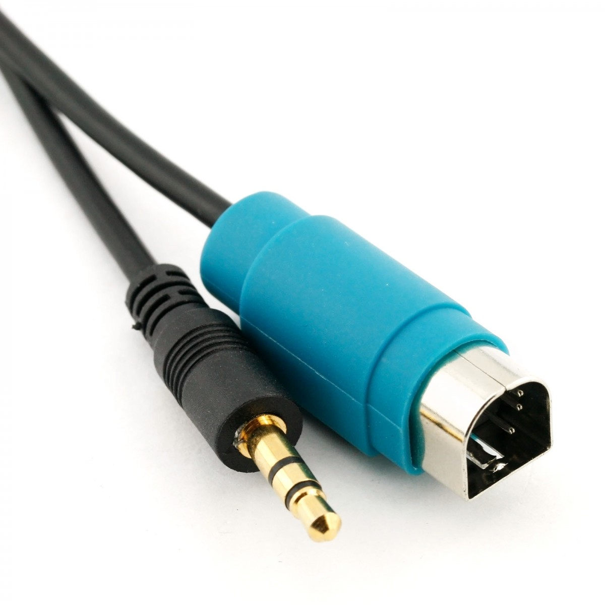 Connect your mobile cell phone, MP3,iPod with this cable lead to ...