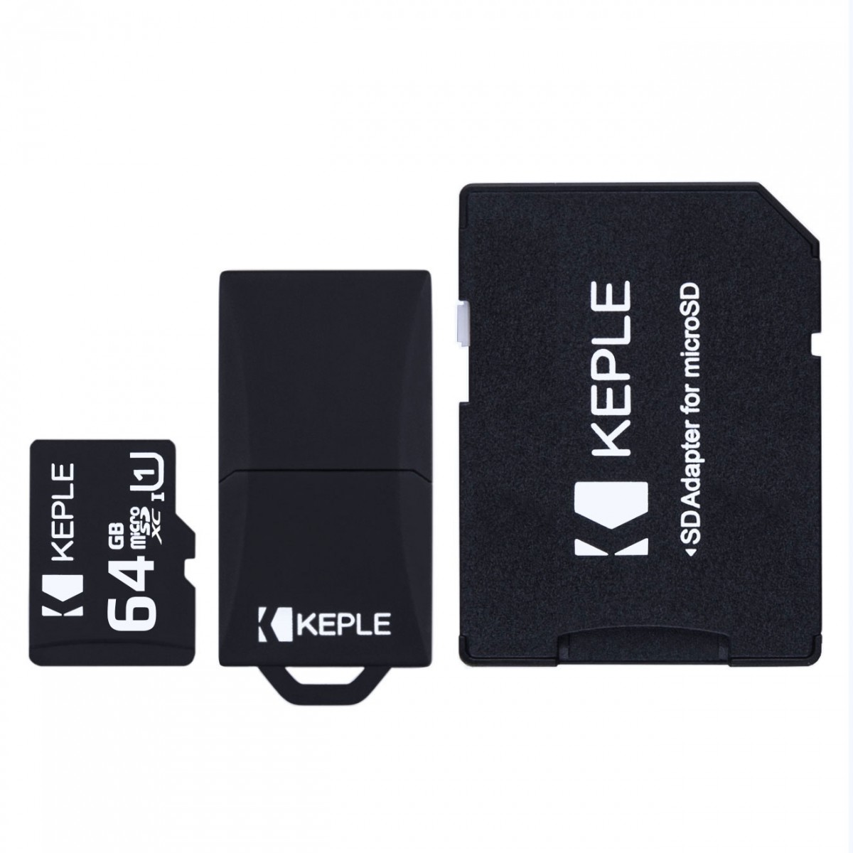 Keple 64GB SD Memory CardFor Canon Camera Storage Class 10 HD Videos /& Photos