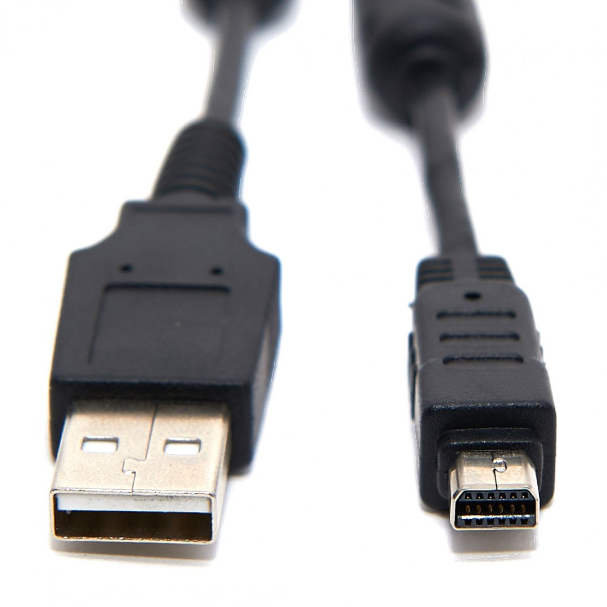 Camera To Computer Cable : Usb data transfer cable for olympus stylus camera cb