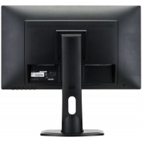 Iiyama Prolite B2483HS-B1 24 Black LED, Height Adjustable, TN, 2ms, 1 x VGA, 1 x HDMI, 1 x DVI-D, Pivot, Swivel, Tilt, Speakers a