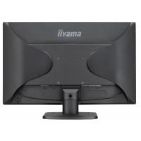 Iiyama ProLite X2380HS-1 - LED monitor - 23 - 1920 x 1080 Full HD - IPS - 250 cd/mІ - 1000:1 - 5 ms - HDMI, DVI-D, VGA - speakers - black a