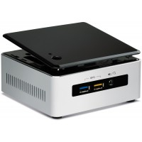 Intel Next Unit of Computing Kit NUC5I7RYH - Barebone - mini PC - 1 x Core i7 5557U / 3.1 GHz - Iris Graphics 6100 - GigE - WLAN: 802.11a/b/g/n/ac, Bluetooth 4.0 LE a