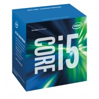 Intel Core i5 6400 - 2.7 GHz - 4 cores - 4 threads - 6 MB cache - LGA1151 Socket - Box a