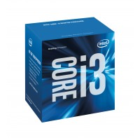 Intel Core i3 6100 - 3.7 GHz - 2 cores - 4 threads - 3 MB cache - LGA1151 Socket - Box a