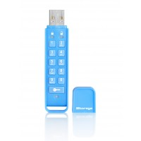 iStorage datAshur Personal 256-bit 16GB USB flash drive a