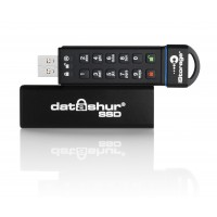 iStorage datAshur SSD USB 3.0 Flash Drive 120GB USB flash drive a