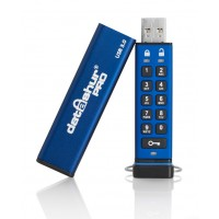 iStorage datAshur Pro USB3 256-bit 64GB USB flash drive a