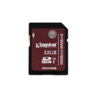 32GB SDHC UHS-I Speed Class 3 Flash Card a