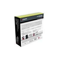 "Kingston SSDNow KC400 Upgrade Bundle Kit - Solid state drive - 512 GB - internal - 2.5 (in 3.5"" carrier) - SATA 6Gb/s a"