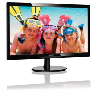 Philips LCD monitor with SmartControl Lite 246V5LHAB/00 computer monitor a