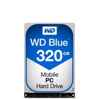 Western Digital Blue PC Mobile 320GB Serial ATA III internal hard drive a