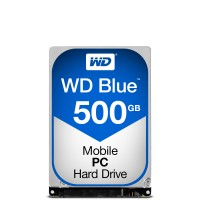 Western Digital Blue PC Mobile 500GB Serial ATA III internal hard drive a