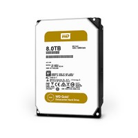 Western Digital Gold 8000GB Serial ATA internal hard drive a