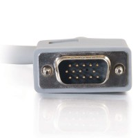 15m Premium Shielded HD15 SXGA M/M Monitor Cable a