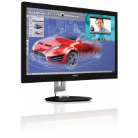 Philips Brilliance LCD monitor with Webcam, MultiView a