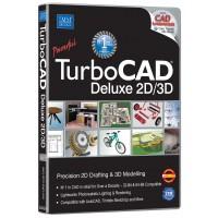 Turbocad Deluxe 2D/3D a