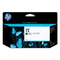 HP 72 - C9403A - 1 x Matte Black - Ink cartridge - For DesignJet T1100, T1120, T1200, T1300, T2300, T610, T620, T770, T790, T795 a