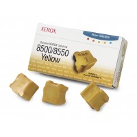 Xerox Genuine Xerox - Solid inks - 3 x yellow - 3000 pages a