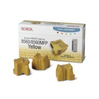 Solid inks - 3 x yellow - 3400 pages - for Phaser 8560 a