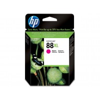 HP 88XL - C9392AE - 1 x Magenta - Ink cartridge - High Yield - For Officejet Pro K5400, K550, K8600, L7480, L7550, L7555, L7590, L7650, L7681, L7710, L7750 a