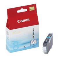 Canon CLI-8 PC - 0624B001 - 1 x Photo Cyan - Ink tank - For PIXMA iP6600D,iP6700D,MP950,MP960,MP970,Pro9000,Pro9000 Mark II a