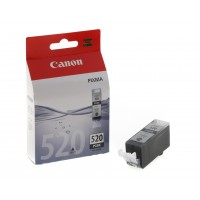Canon PGI-520 PGBK - 2932B001 - 1 x Black - Ink tank - For PIXMA iP3600,iP4700,MP540,MP550,MP560,MP620,MP630,MP640,MP980,MP990,MX860,MX870 a