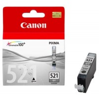 Canon CLI-521 GY - 2937B001 - 1 x Grey - Ink tank - For PIXMA MP980,MP990 a