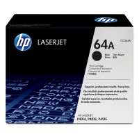 HP 64A - CC364A - 1 x Black - Toner cartridge - For LaserJet P4014, P4015, P4515 a