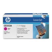 HP 504A - CE253A - 1 x Magenta - Toner cartridge - For Color LaserJet CM3530 MFP, CM3530fs MFP, CP3525, CP3525dn, CP3525n, CP3525x a