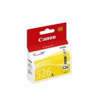 Canon CLI-526 Y - 4543B001 - 1 x Yellow - Ink tank - For PIXMA iP4950,iX6550,MG5250,MG5350,MG6150,MG6250,MG8150,MG8250,MX715,MX885,MX895 a