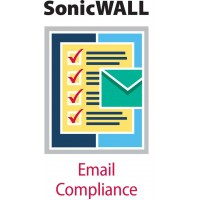 SonicWALL Email Compliance Subscription - 1000 Users - 1 Server (1 Year) a