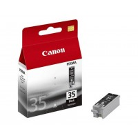 Canon PGI-35 BK - 1509B001 - 1 x Black - Ink tank - For PIXMA iP100,iP100 Bundle,iP100 with battery,iP100wb,iP110 a