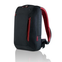 Belkin Impulse Line Slim Back Pack for Notebooks up to 17', Jet/Cabernet a