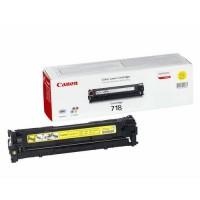 Canon 718 Y - 2659B002 - 1 x Yellow - - For iSENSYS LBP7210,LBP7660,LBP7680,MF8340,MF8350,MF8360,MF8380,MF8540,MF8550,MF8580 a