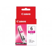 Canon BCI-6 M - 4707A002 - 1 x Magenta - Ink tank - For BJS820, i990,99XX, PIXMA IP3000,IP4000,iP5000,iP6000,iP8500,MP750,MP760,MP780 a