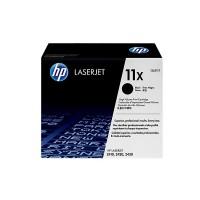 HP 11X - Q6511X - 1 x Black - Toner cartridge - High Yield - For LaserJet 2410, 2420, 2420d, 2420dn, 2420n, 2430, 2430dtn, 2430n, 2430t, 2430tn a