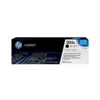 HP 304A - CC530A - 1 x Black - Toner cartridge - For Color LaserJet CM2320fxi, CM2320n, CM2320nf, CP2025, CP2025dn, CP2025n, CP2025x a