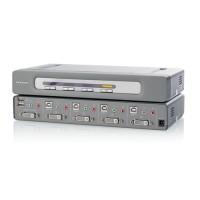 Belkin KVM/Omniview Secure 4port DVI a