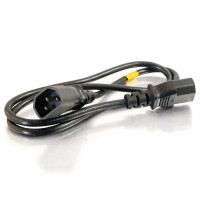1.2m 16AWG 250 Volt Computer Power Extension Cable (C13 - C14) a