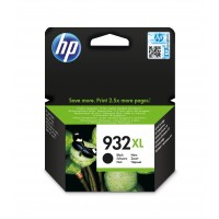 HP 932XL - CN053AE - 1 x Black - Ink cartridge - High Yield - For Officejet 6100, 6600 H711a, 6700, 7110, 7612 a