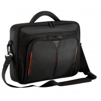 Targus Classic+ 17-18 Clamshell case - Black/Red a