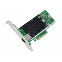 Intel Ethernet Converged Network Adapter X540-T1 - Network adapter - PCIe 2.1 x8 low profile - 10Gb Ethernet - for Server Board S1400SP2, S1400SP4, S2400EP2, S2400EP4, S2400GP2, S2400GP4 a